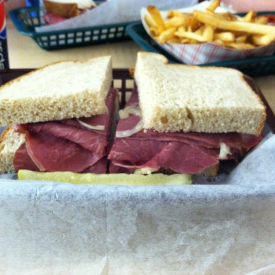 Photo taken at Big G's Deli by John F. on 6/16/2012