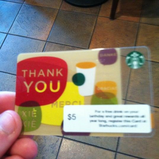 Photo taken at Starbucks by Gaetano S. on 3/17/2012