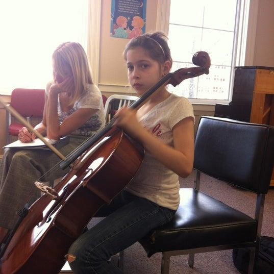Photo taken at Hochstein School of Music & Dance by Joel R. on 4/17/2012