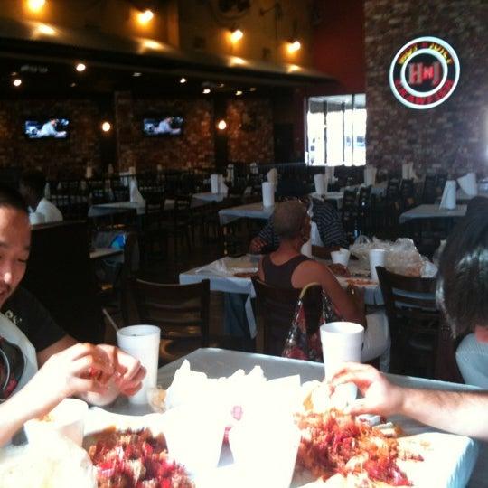 Photo taken at Hot N Juicy Crawfish by hanachai on 9/2/2012