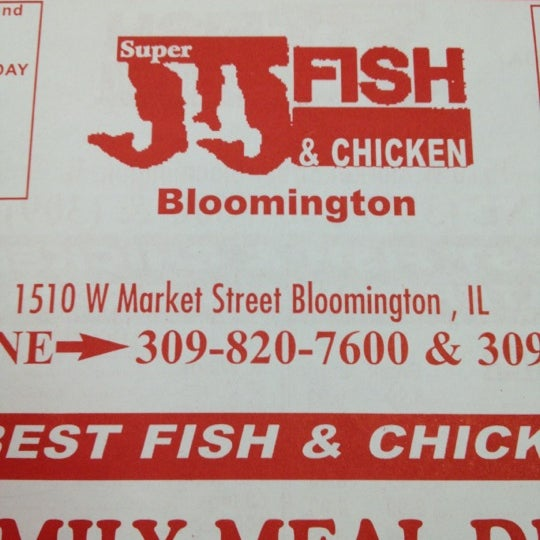Photos at super jj fish and chicken 3 tips from 46 visitors for Jj fish chicken chicago il