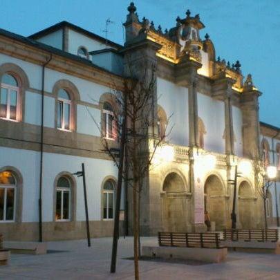 Foto tirada no(a) Deputación de Lugo por Antonio em 2/21/2012