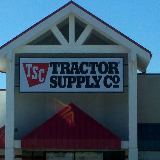 Tractor Supply: Hardware Store In Ooltewah
