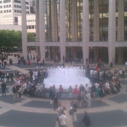 Photo taken at New York City Ballet by Kathleen L. on 6/7/2012