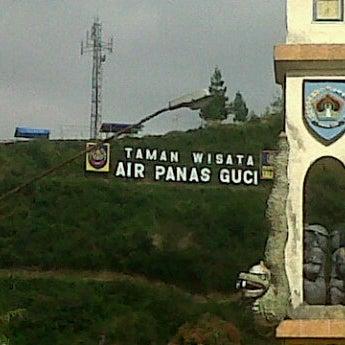Photo taken at Pemandian Air Panas - Hotel Duta Wisata Guci by Gita harja kusumah [. on 6/30/2012