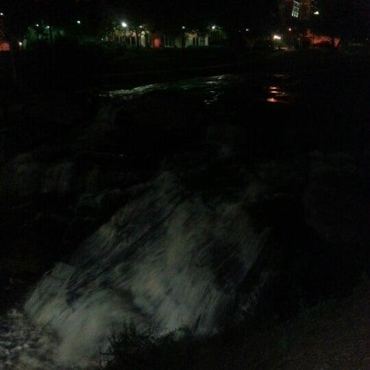 Photo taken at Liberty Bridge by Angela S. on 8/2/2012