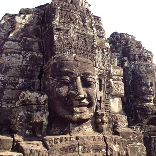 Where's Good? Holiday and vacation recommendations for Siem Reap, Cambodia. What's good to see, when's good to go and how's best to get there.