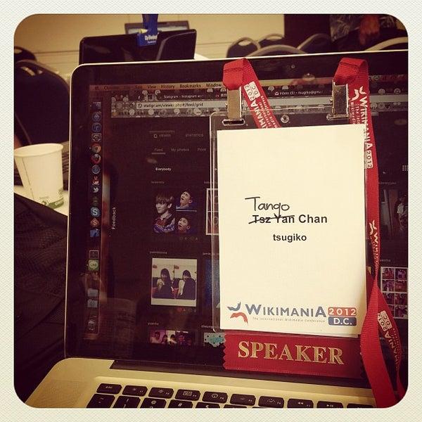 Photo taken at The George Washington University by Tango C. on 7/10/2012