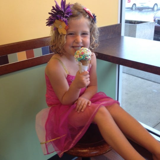 Photo taken at Mitchell's Ice Cream by Jessica B. on 6/1/2012