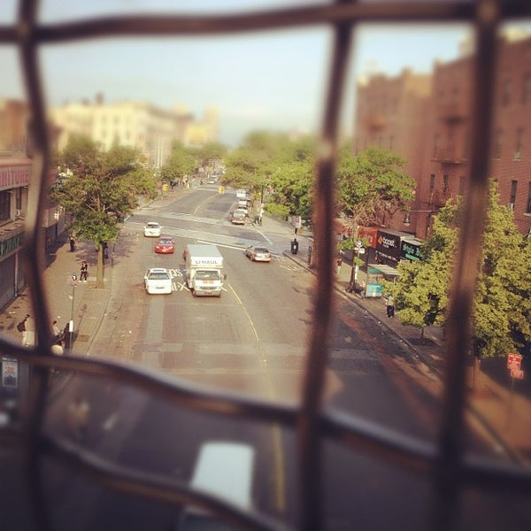 "Photo taken at MTA Subway - Fordham Rd (4) by Joseph ""KWEST"" C. on 5/26/2012"