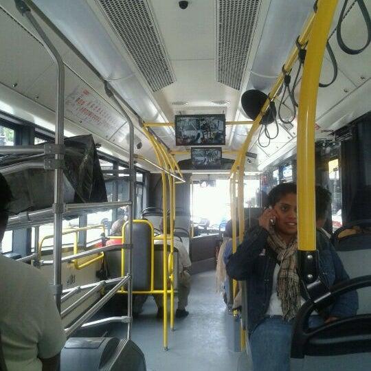 Photo taken at Metrobús El Salvador L4 by Zoarad on 4/5/2012