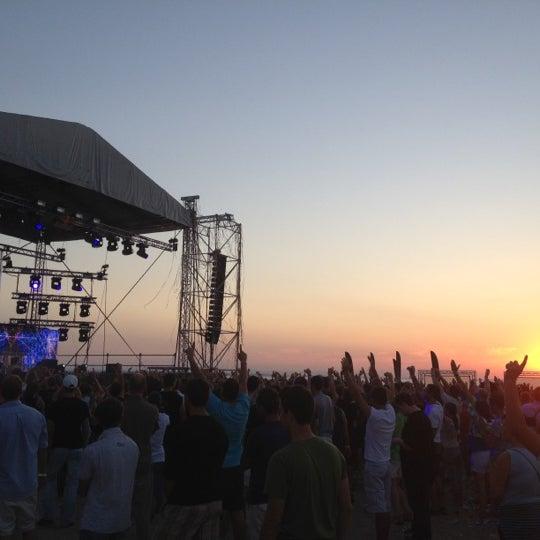 Foto scattata a Централен Плаж Бургас (Burgas Central Beach) da Filip S. il 8/4/2012