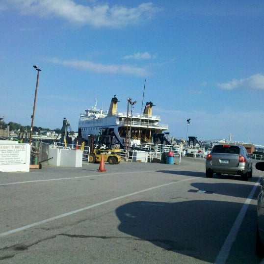 New London Ferry To Block Island Dogs