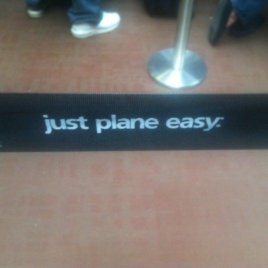 Photo taken at Phoenix-Mesa Gateway Airport (AZA) by Chris H. on 3/15/2012