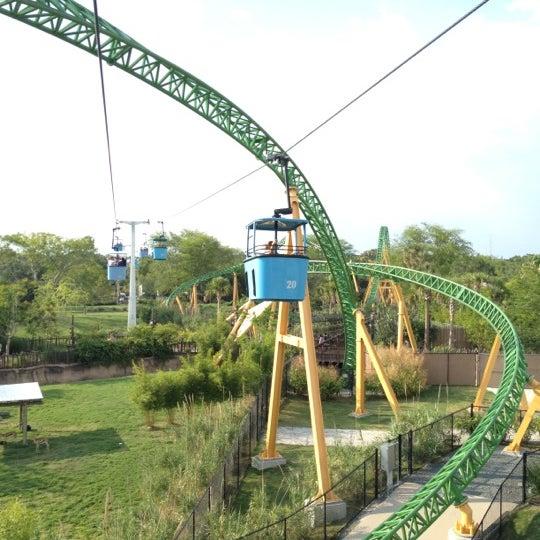 Skyride Busch Gardens