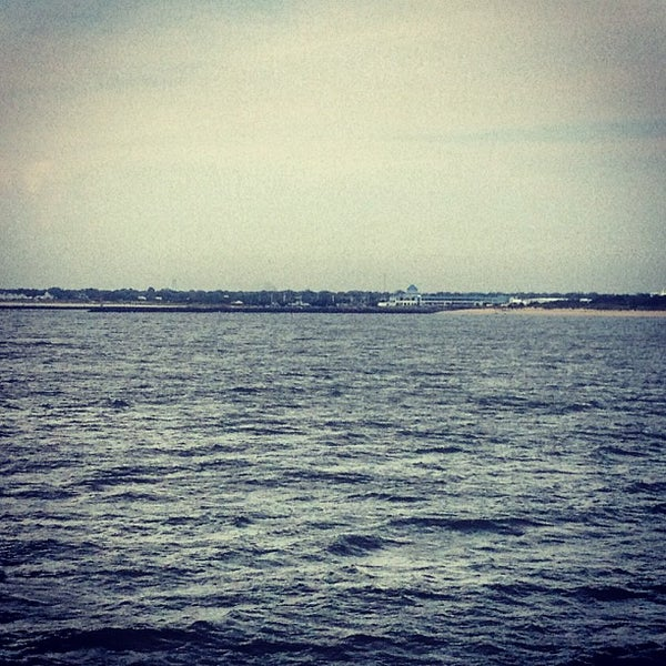Photo taken at Cape May-Lewes Ferry | Cape May Terminal by Kevin W. on 8/3/2012