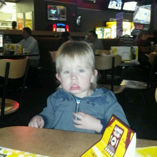 Photo taken at Buffalo Wild Wings by Nicolett S. on 3/24/2012