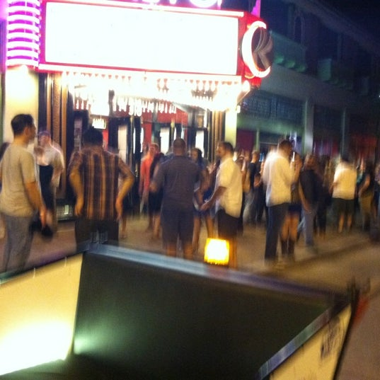 Photo taken at The Rialto Theatre by Tony R. on 7/22/2012