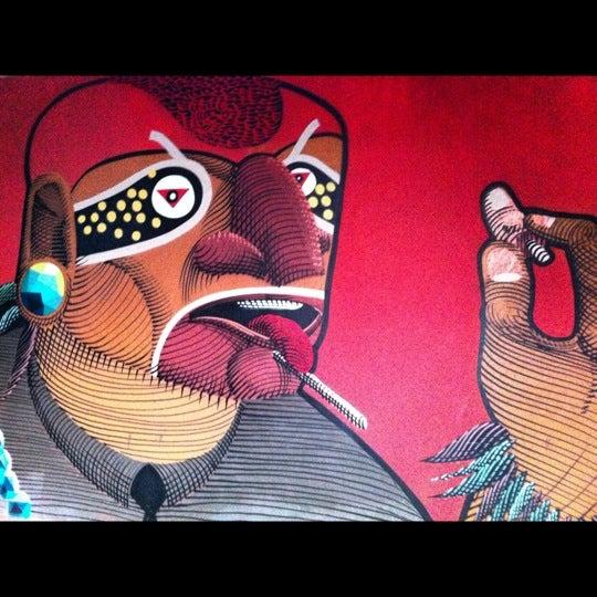 Foto tirada no(a) Museu Afrobrasil por Roberta P. em 6/17/2012