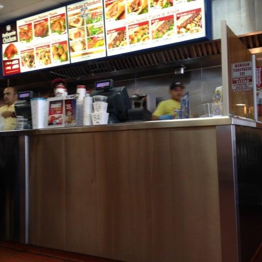 Photo taken at Zankou Chicken by Aldo C. on 8/18/2012