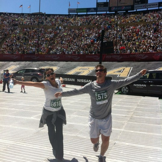 Photo taken at Folsom Field by Mike P. L. on 5/28/2012