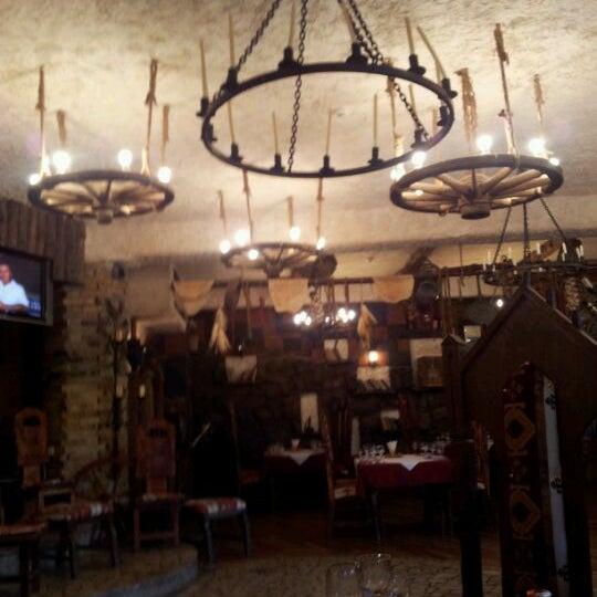 Снимок сделан в Old Erivan Restaurant Complex пользователем Кристина С. 8/6/2012
