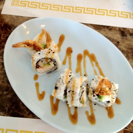 Photo taken at Sushi Tomo by Shaun J. on 4/14/2012