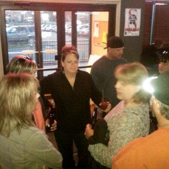 Photo taken at Sak's Sports Bar by Brian H. on 4/8/2012