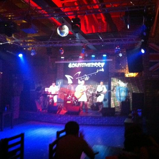 Снимок сделан в Glastonberry Pub пользователем Vasiliy K. 7/7/2012