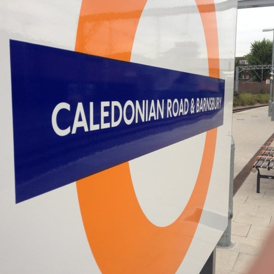 Caledonian road barnsbury london overground station for Azeri cuisine caledonian road