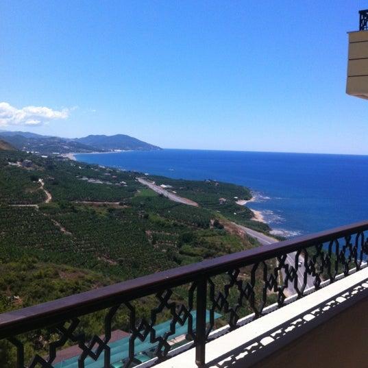 7/3/2012 tarihinde Ekaterina T.ziyaretçi tarafından Utopia World Hotel'de çekilen fotoğraf