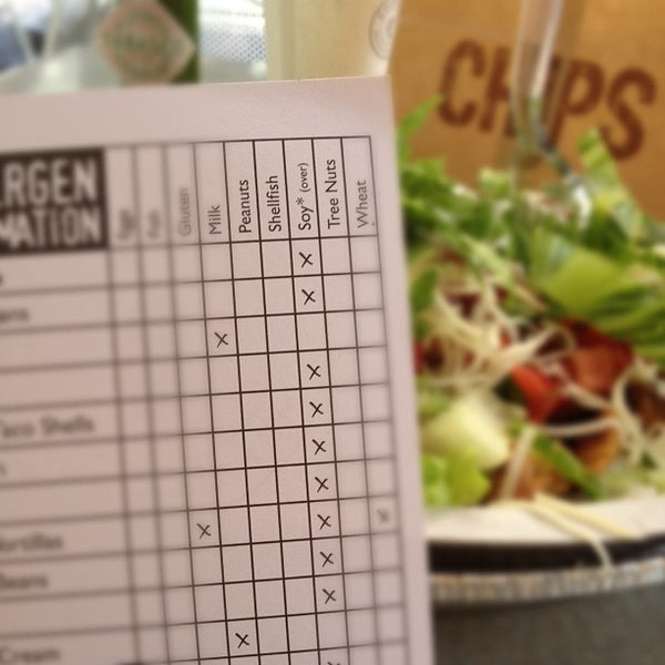 Photo taken at Chipotle Mexican Grill by Amanda I. on 8/22/2012