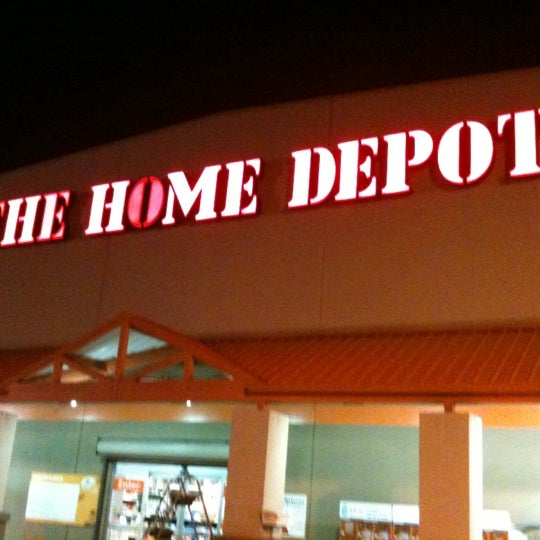 The Home Depot Hardware Store in Davie