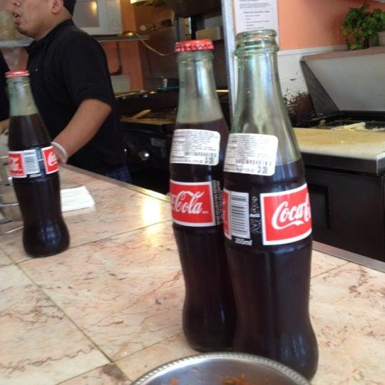 Photo taken at Taquería Guadalajara by Sao M. on 3/6/2012