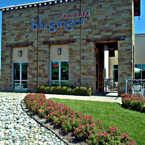 Blu Ginger Thai Restaurant