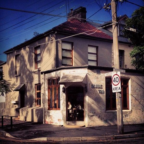 Cafe Redfern St