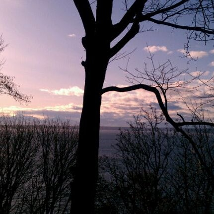 The North Bluff Trail has the best views. Try it!