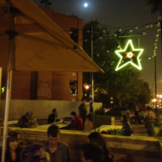 Photo taken at Big Star by Anna H. on 5/6/2012