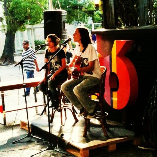 Photo taken at Bó by Renato S. on 5/5/2012