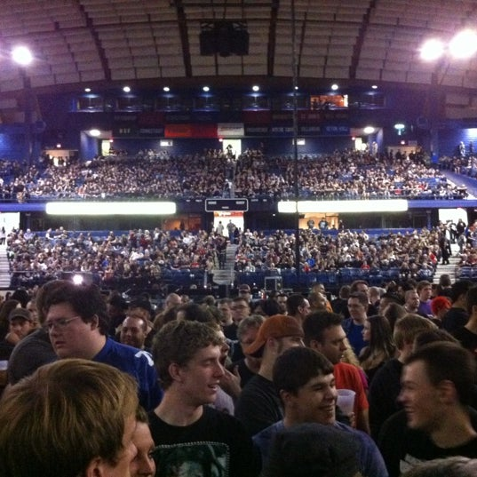 Photo taken at Allstate Arena by Brian M. on 5/5/2012