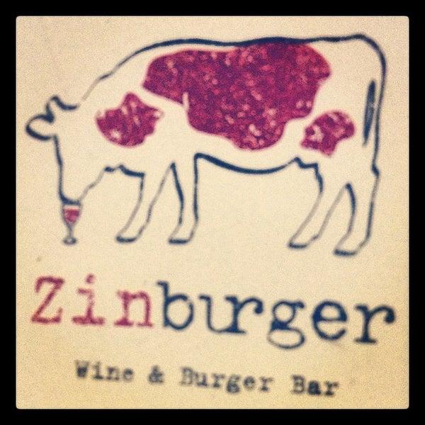 Photo taken at Zinburger by Jared T. on 7/4/2012