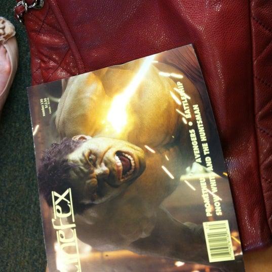 Photo taken at Barnes & Noble by Tiana J. Kim on 7/15/2012