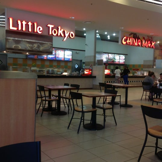New Town Plaza Food Court In Hong Kong: Millcreek Mall Food Court