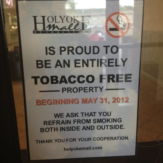 Photo taken at Holyoke Mall at Ingleside by becky p. on 5/14/2012