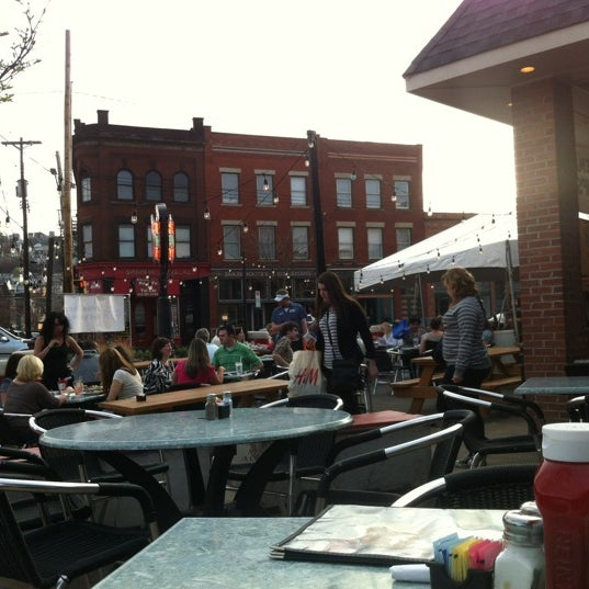 Photo taken at Double Wide Grill by Monica T. on 3/16/2012