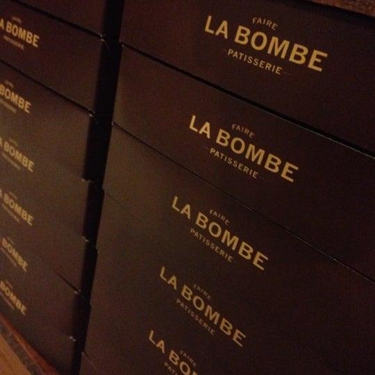 Foto tirada no(a) Faire La Bombe por Anderson B. em 3/24/2012