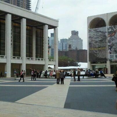 Photo taken at New York City Ballet by Tiff K. on 5/9/2012