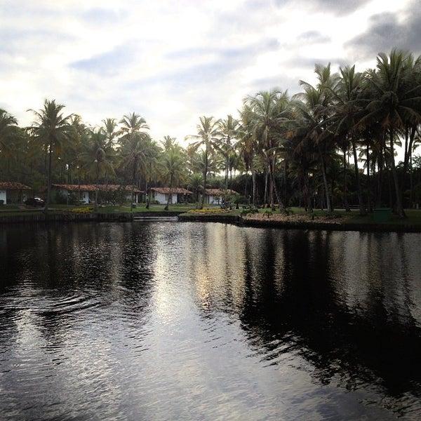 Foto tirada no(a) Cana Brava Resort por Alex B. em 7/15/2012