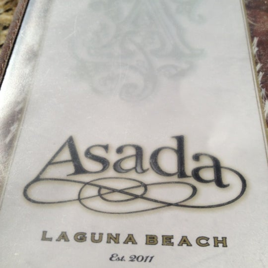 Photo taken at Asada by Laurie M. on 8/20/2012