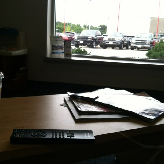 Photo Taken At Balise Chevrolet Of Warwick By Jenna On 7/13/2012